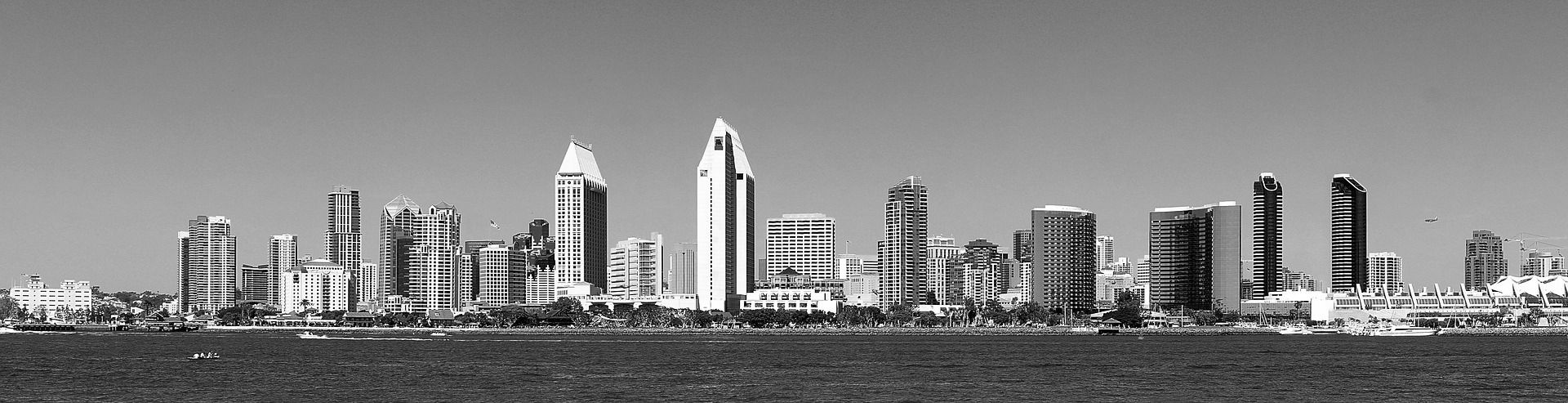 San Diego Location Banner Bw The Ledger Law Firm