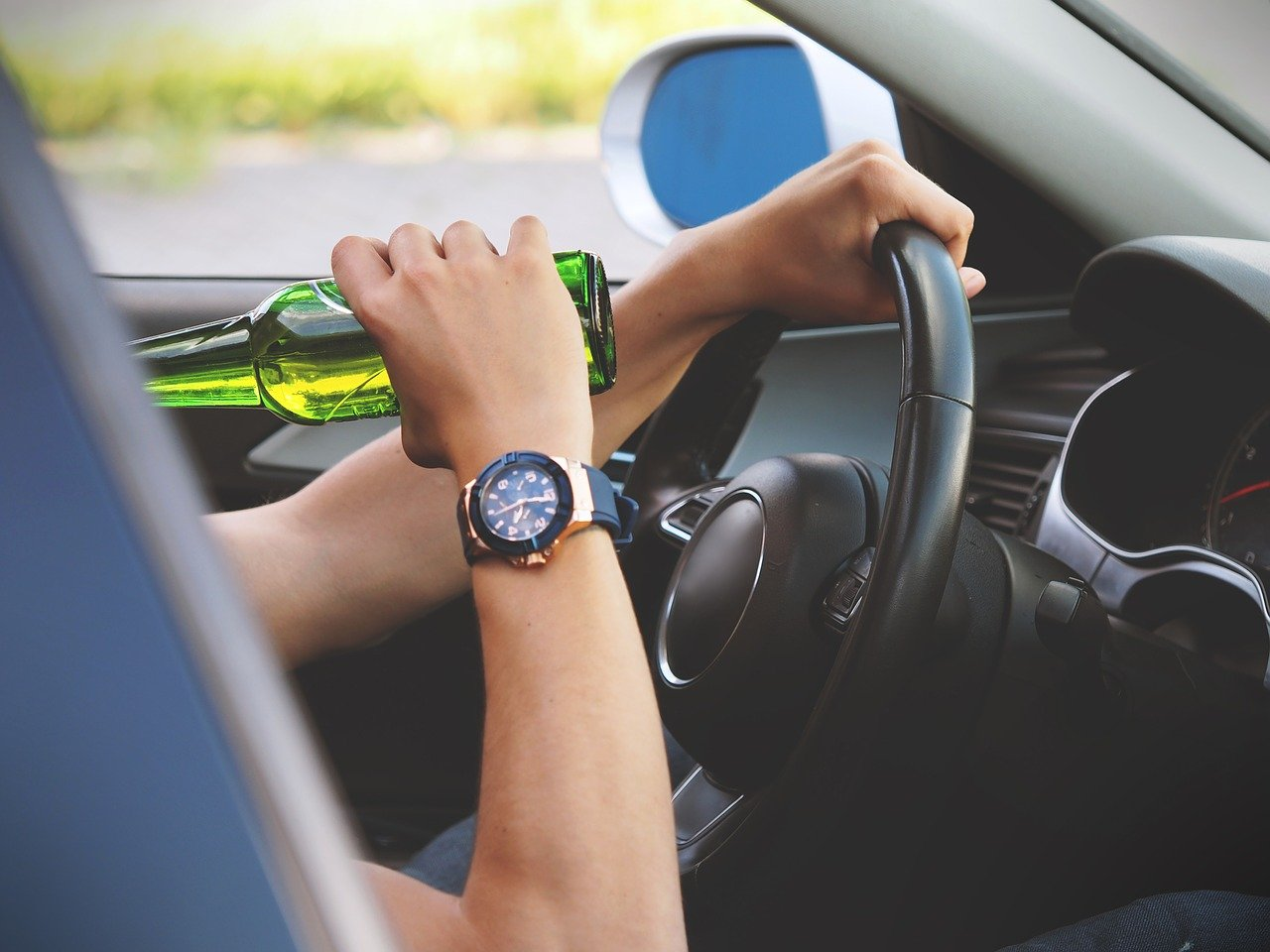 california commercial drivers license alcohol limit