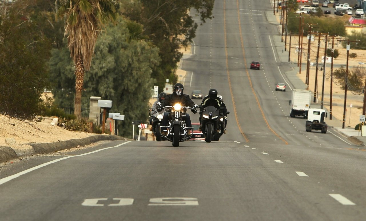 Palm Springs Motorcycle Accident Personal Injury Attorney