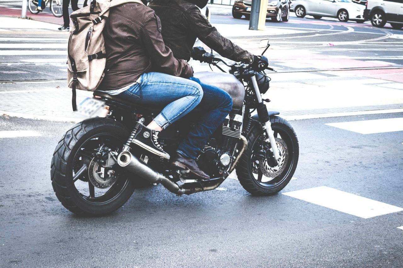 California Law on Injuries to Motorcycle Passengers